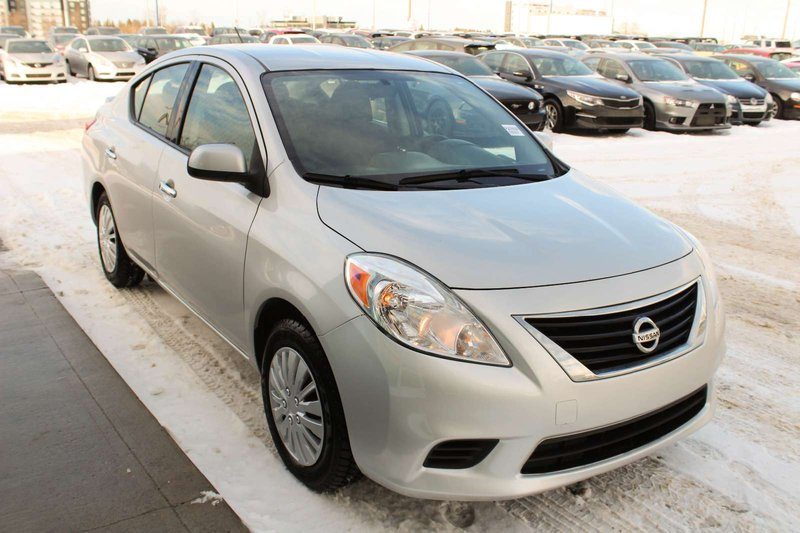 2014 Nissan Versa for sale in Edmonton, Alberta