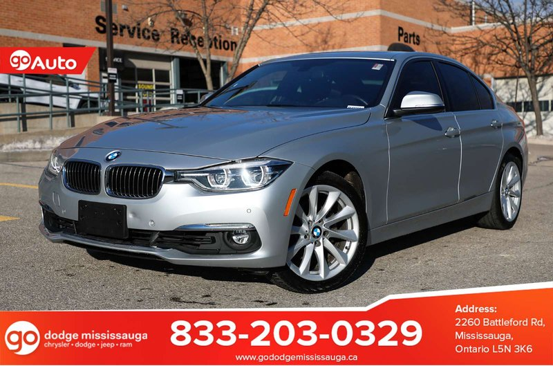 2016 BMW 3 Series for sale in Mississauga, Ontario