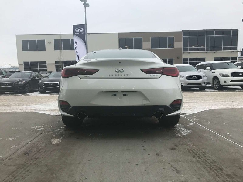 2018 Infiniti Q60 for sale in Edmonton, Alberta