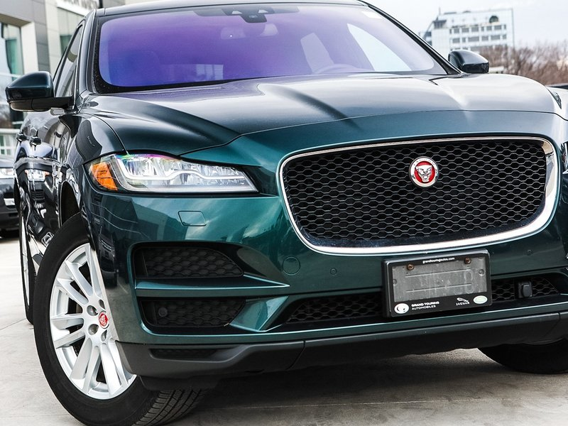 2017 Jaguar F-PACE for sale in Toronto, Ontario