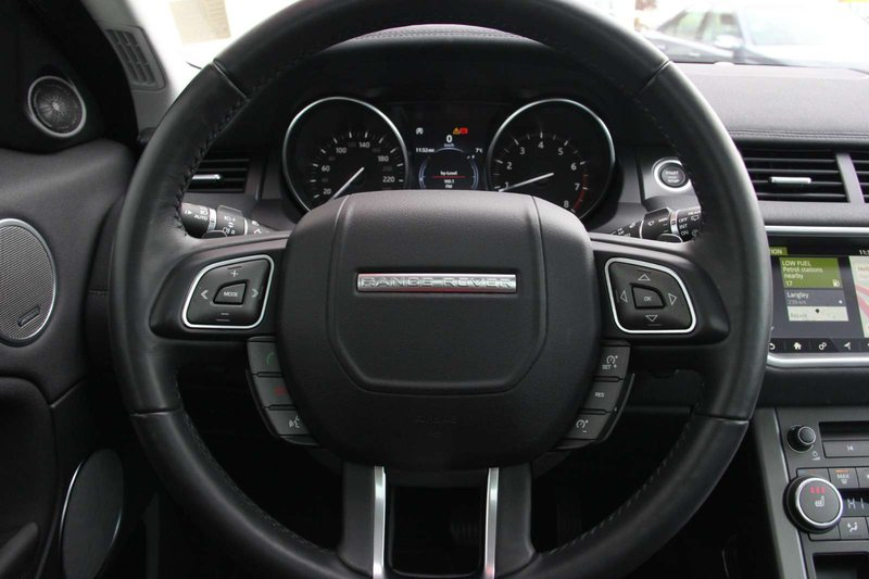 2018 Land Rover Range Rover Evoque for sale in Kamloops, British Columbia