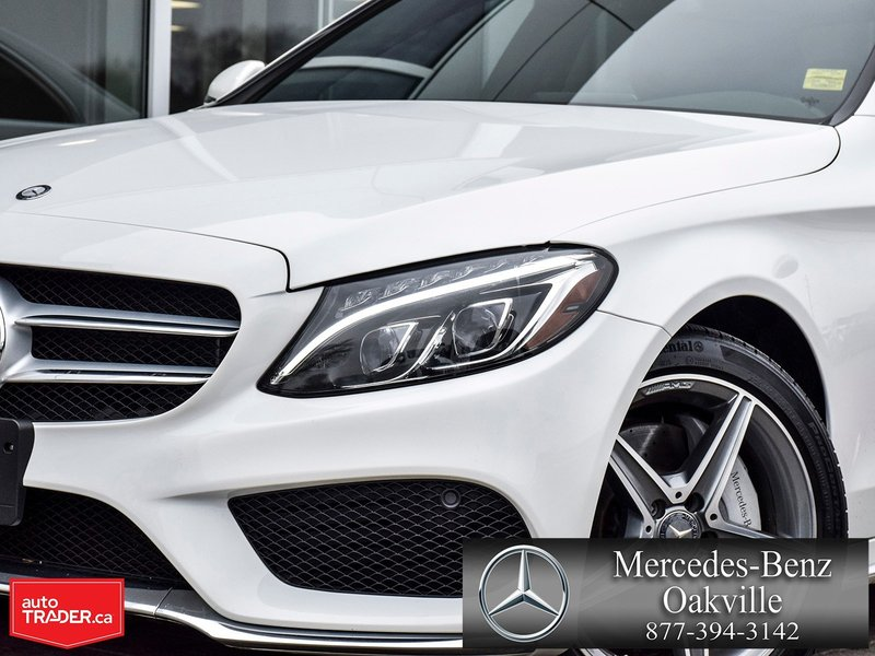 2016 Mercedes-Benz C-Class for sale in Oakville, Ontario