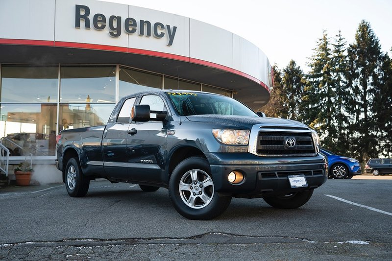 2010 Toyota Tundra for sale in Vancouver, British Columbia
