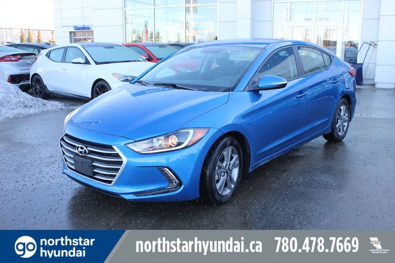 2018 Hyundai Elantra for sale in Edmonton, Alberta