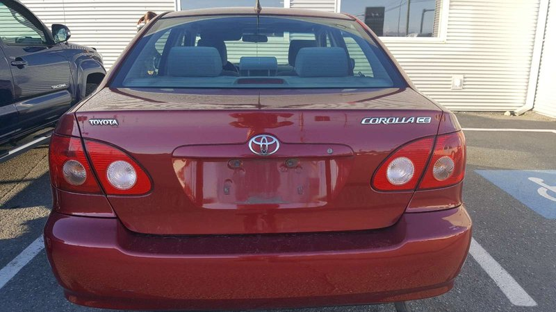 2007 Toyota Corolla for sale in Campbell River, British Columbia