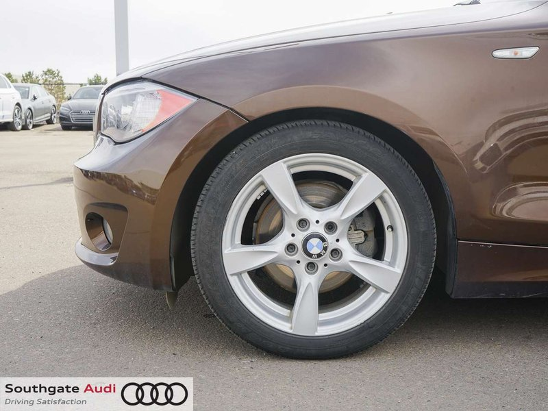 2012 BMW 1 Series for sale in Edmonton, Alberta