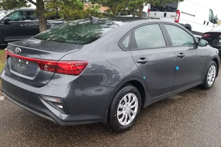 2019 Kia Forte LX for sale in Edmonton, Alberta