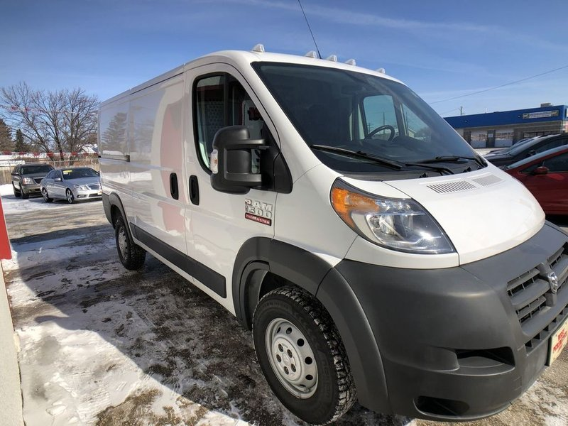 2016 Ram ProMaster Cargo Van for sale in Winnipeg, Manitoba