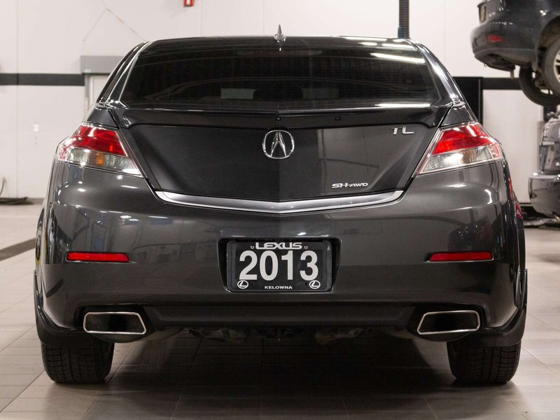 2013 Acura TL for sale in Kelowna, British Columbia