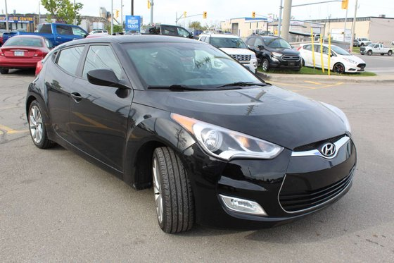 2017 Hyundai Veloster for sale in Mississauga, Ontario