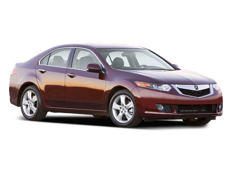 2009 Acura TSX for sale in Edmonton, Alberta