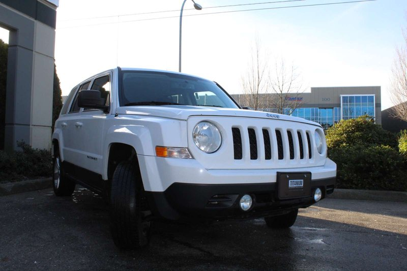 2011 Jeep Patriot for sale in Langley, British Columbia