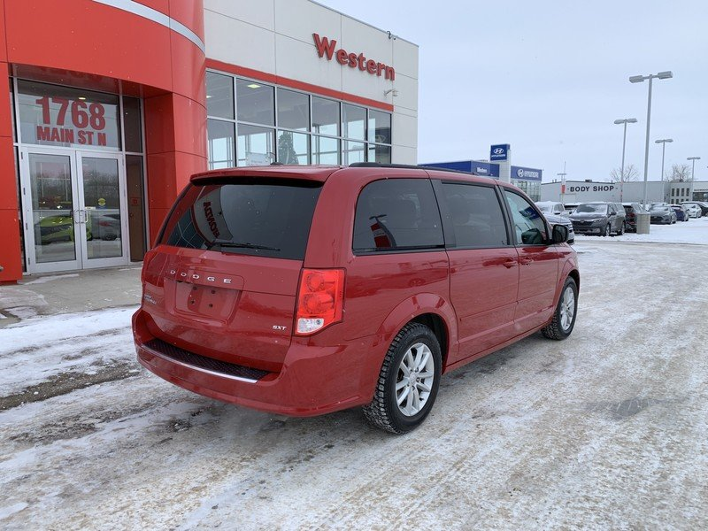 2015 Dodge Grand Caravan for sale in Moose Jaw, Saskatchewan