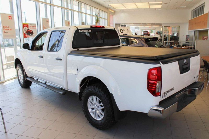 2018 Nissan Frontier for sale in Edmonton, Alberta