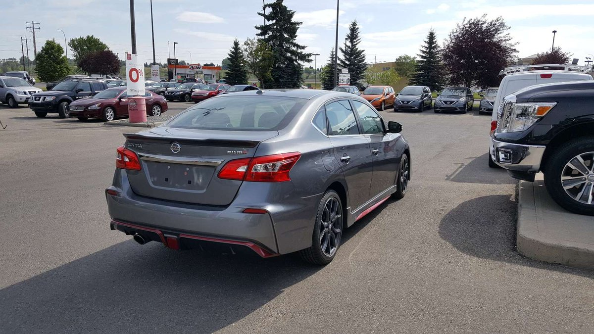 2017 Nissan Sentra for sale in Calgary, Alberta