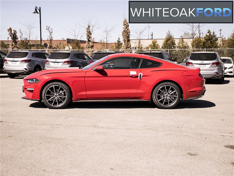 2018 Ford Mustang for sale in Mississauga, Ontario