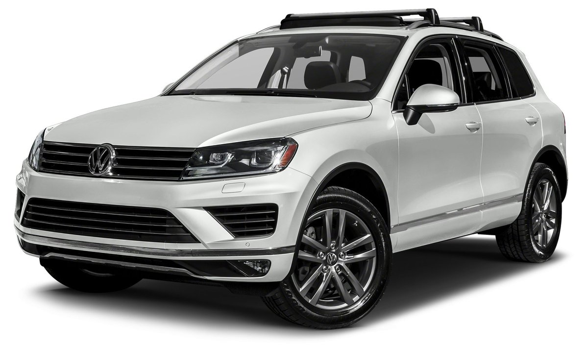 2015 Volkswagen Touareg for sale in Coquitlam, British Columbia