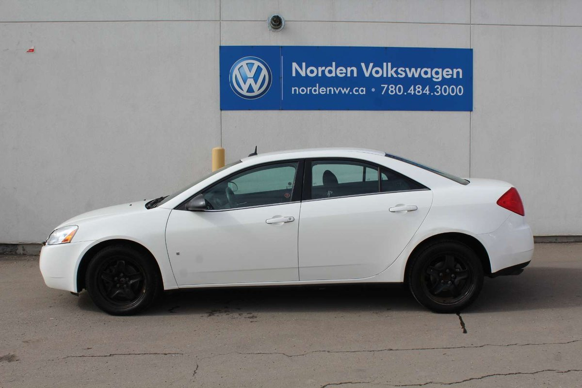2008 Pontiac G6 for sale in Edmonton, Alberta