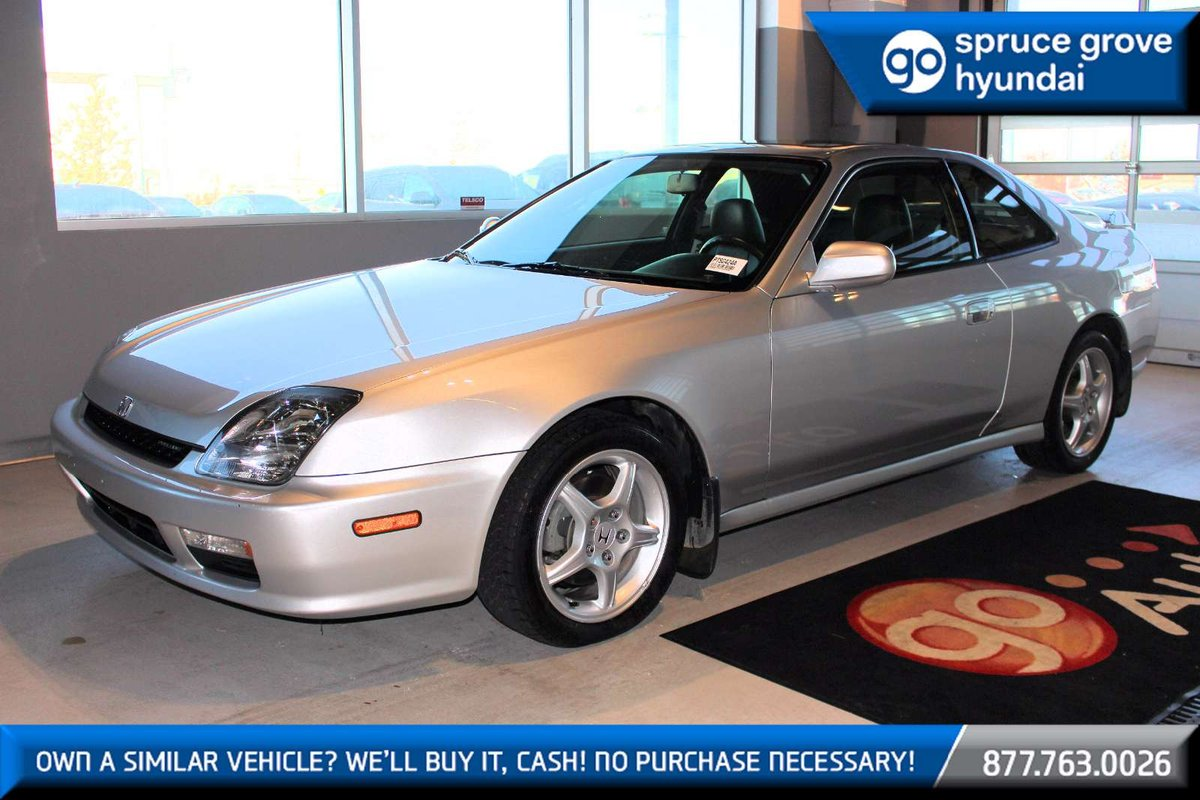 Tire And Wheel Financing Bad Credit >> 2000 Honda Prelude for sale in Spruce Grove