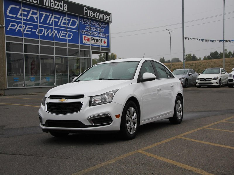 2015 Chevrolet Cruze for sale in Calgary, Alberta
