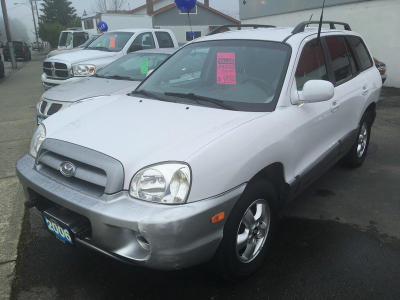 2006 Hyundai Santa Fe for sale in Port Alberni, British Columbia