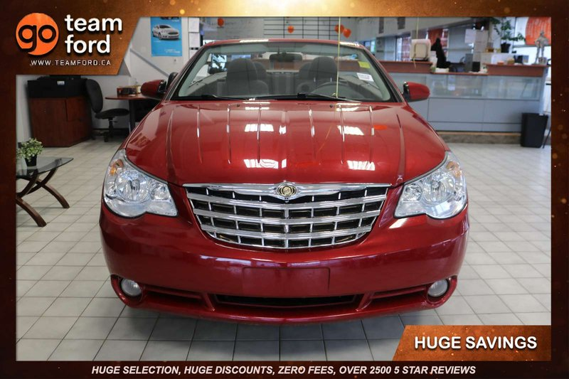 2009 Chrysler Sebring for sale in Edmonton, Alberta