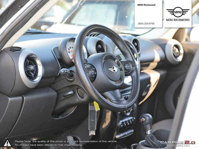 2011 MINI Cooper Countryman for sale in Richmond, British Columbia