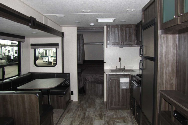 2019 Highland Ridge Open Range 282BHS Only $144 biweekly OAC. New Travel Trailer RV, sleeps 8 with bunk beds! for sale in Edmonton, Alberta