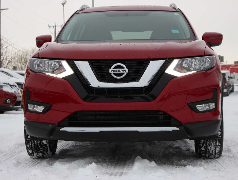 2017 Nissan Rogue for sale in Edmonton, Alberta
