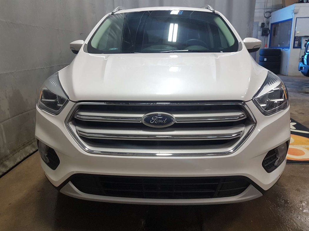 2018 Ford Escape for sale in Red Deer