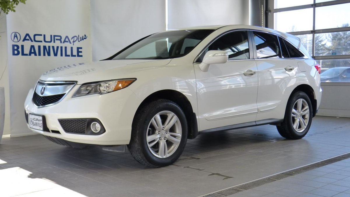 2015 Acura Rdx For Sale >> 2015 Acura Rdx For Sale In Blainville