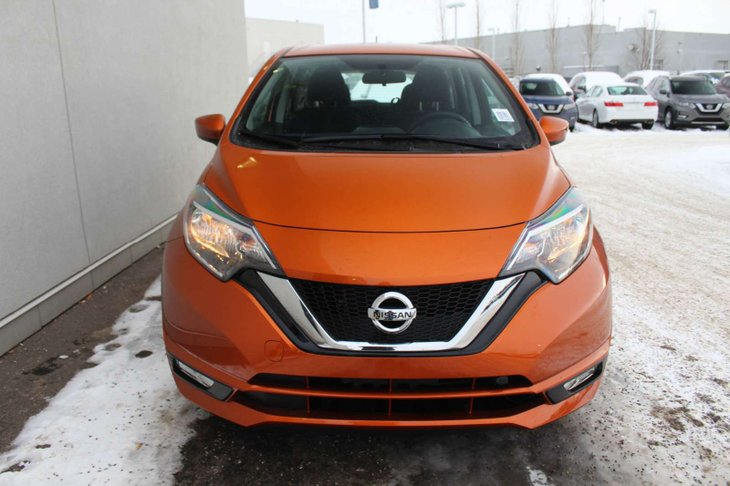2019 Nissan Versa Note SV for sale in Edmonton, Alberta