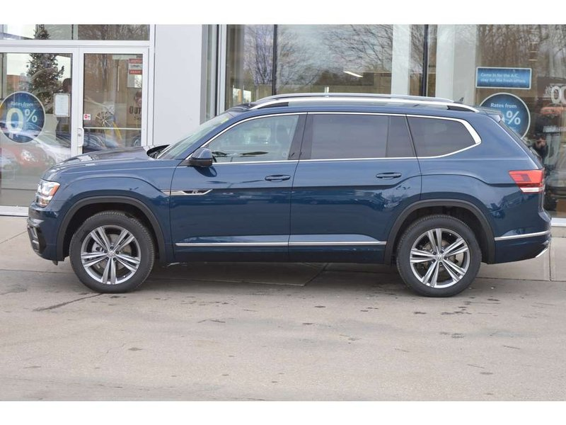 2019 Volkswagen Atlas for sale in Chatham, Ontario