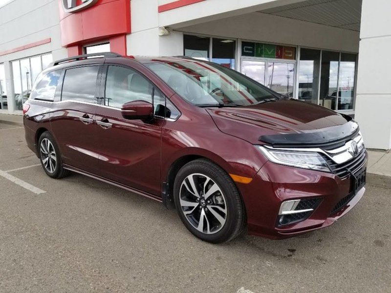 2018 Honda Odyssey for sale in Medicine Hat, Alberta