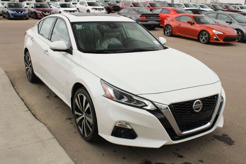 2019 Nissan Altima for sale in Edmonton, Alberta