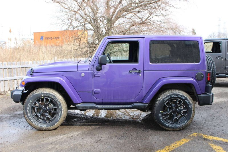 2018 Jeep WRANGLER JK for sale in Mississauga, Ontario