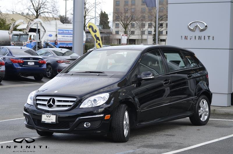 2009 Mercedes-Benz B-Class for sale in Richmond, British Columbia