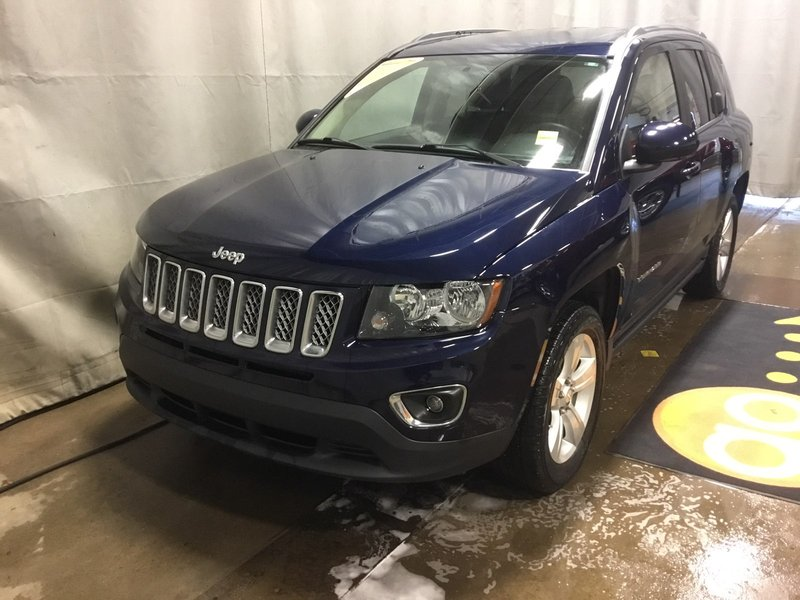 2016 Jeep Compass for sale in Red Deer, Alberta