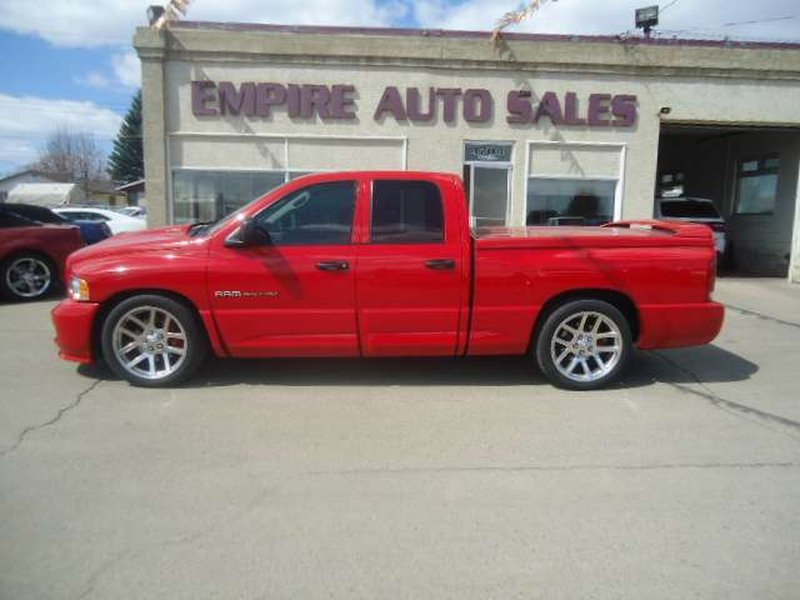 2005 Dodge Ram SRT-10 for sale in Lacombe, Alberta