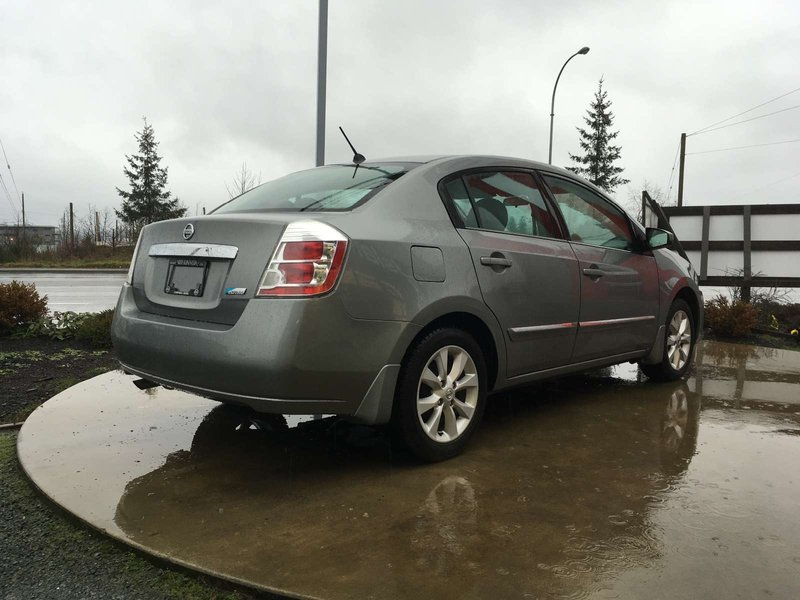 2010 Nissan Sentra for sale in Campbell River, British Columbia