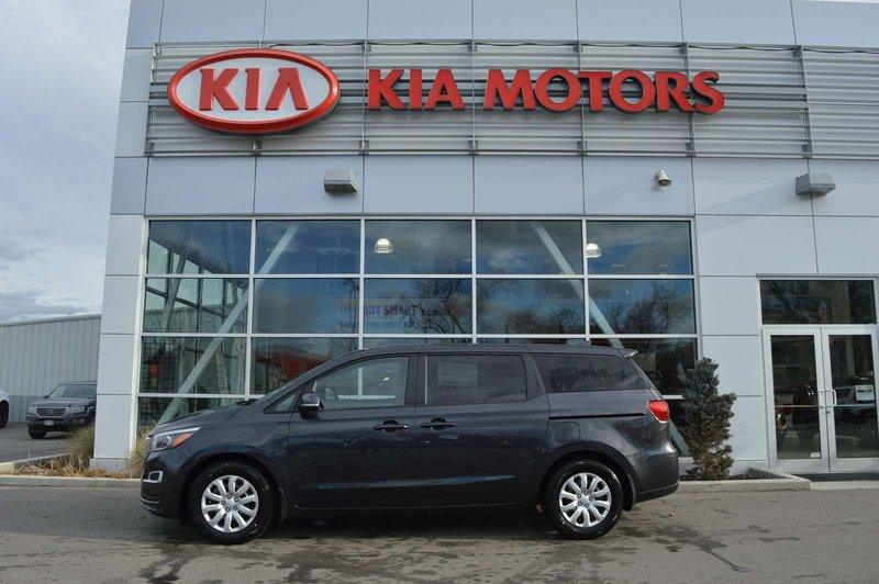 2019 Kia Sedona for sale in Kamloops, British Columbia