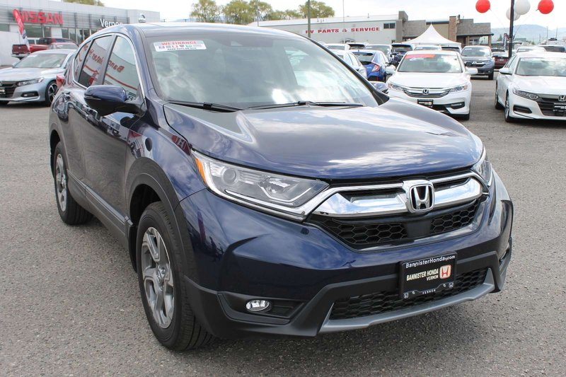 2019 Honda CR-V for sale in Vernon, British Columbia