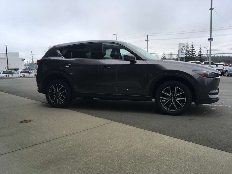 2017 Mazda CX-5 for sale in Campbell River, British Columbia