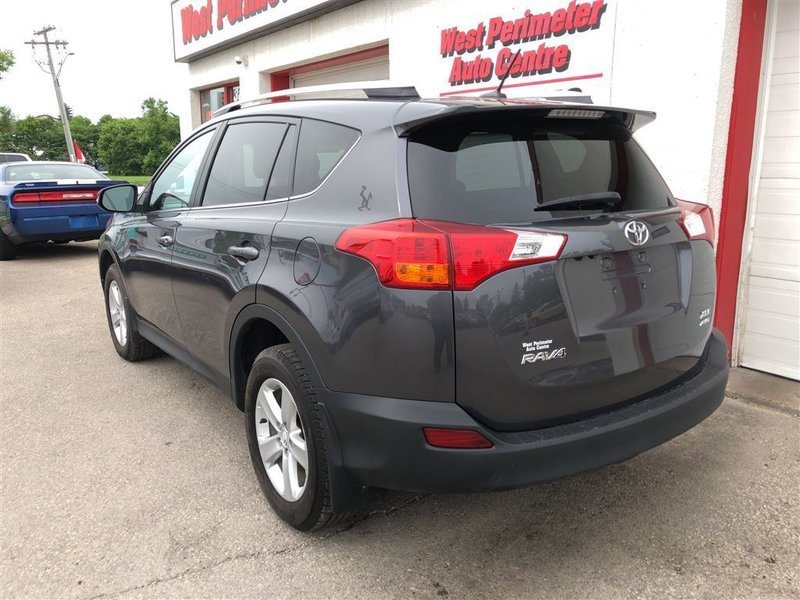2013 Toyota RAV4 for sale in Winnipeg, Manitoba