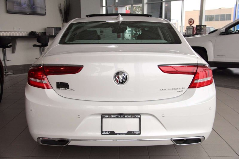 2017 Buick LaCrosse for sale in Kamloops, British Columbia