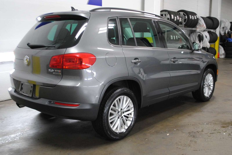 2015 Volkswagen Tiguan for sale in Coquitlam, British Columbia