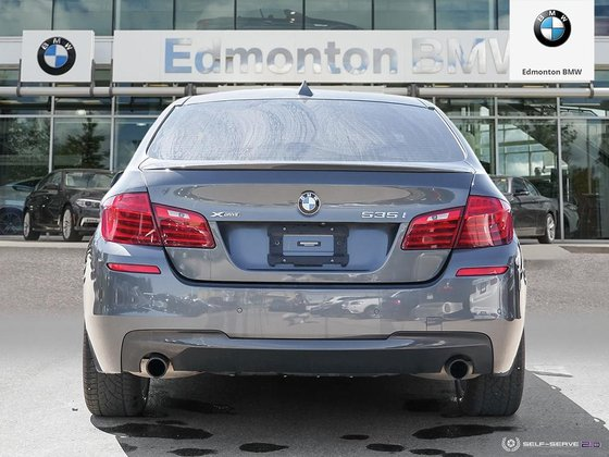 2016 BMW 5 Series for sale in Edmonton, Alberta