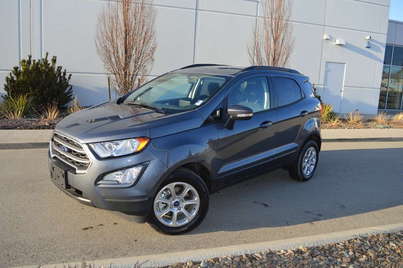 2018 Ford EcoSport for sale in Kamloops, British Columbia