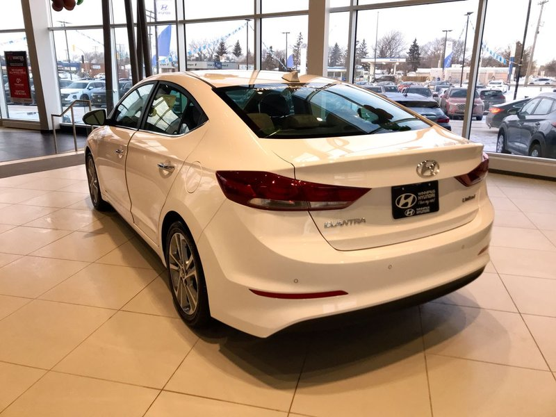 2018 Hyundai Elantra for sale in Winnipeg, Manitoba