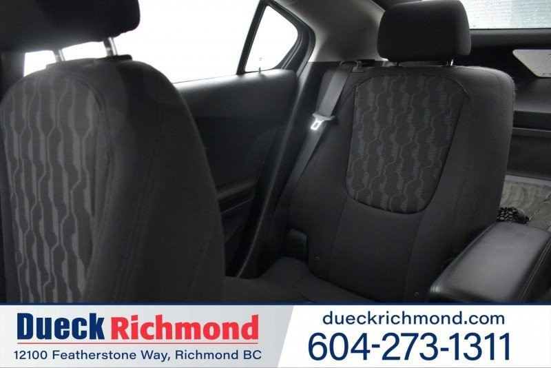 2015 Chevrolet Volt for sale in Richmond, British Columbia